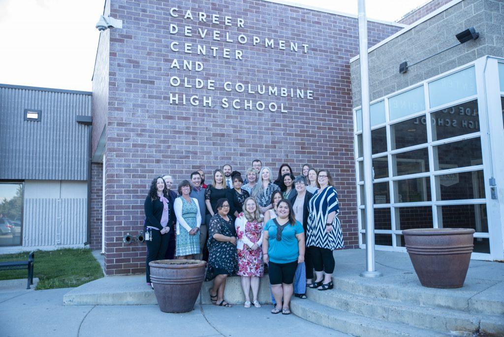 New Meridian High School Staff